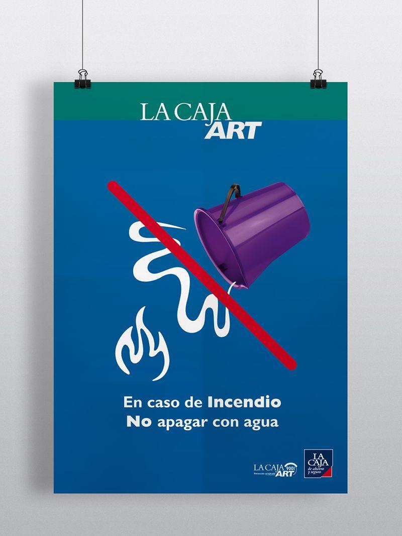 La Caja ART / Argentina / Afiches / Sistema de Pictogramas / Ilustraciones