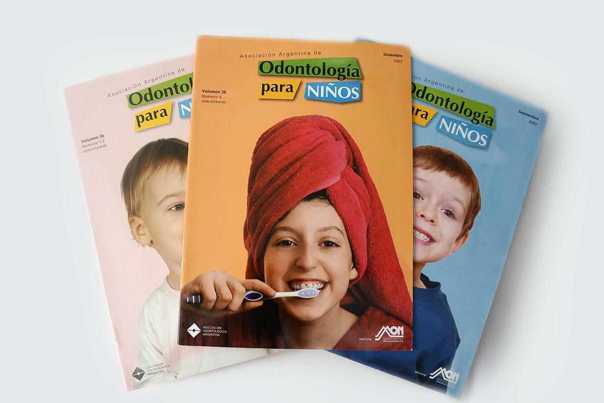 AAON - Asociación Argentina de Odontología para niños / Revistas